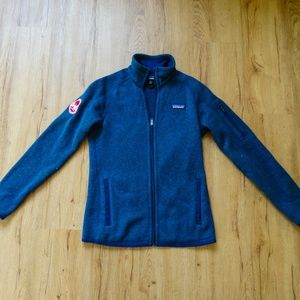 Patagonia HiBall Better Sweater Jacket X-Small